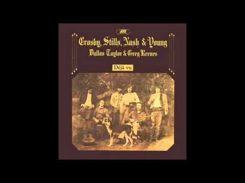 Crosby, Stills, Nash & Young; Our House.  Such a cute love song.