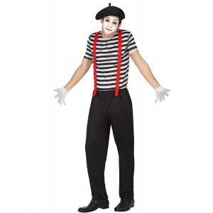 1000 ideas about mime costume on pinterest mime makeup costumes and mime halloween costume - Deguisement personnage de film ...