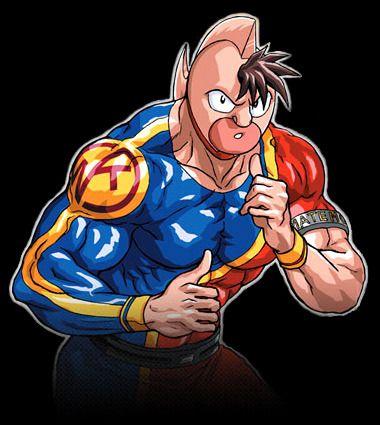 Kid Muscle (Character) - Giant Bomb