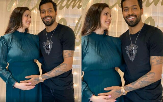 Hardik Pandya And Natasa Stankovic Blessed With A Baby Boy In 2020 First Child Baby Boy New Life