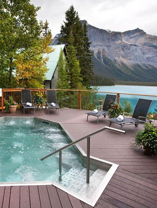 Emerald Lake Lodge, Yoho National Park BC