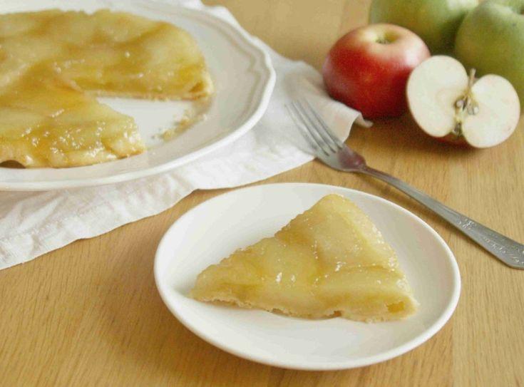 TARTE TATIN: Francouzský jablečný koláč naruby  // Ochutnejte svět - blog mezinárodní kuchyně