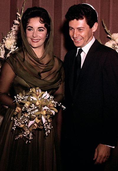 Elizabeth Taylor - Husbands - Eddie Fisher
