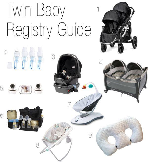 Twin Baby Registry