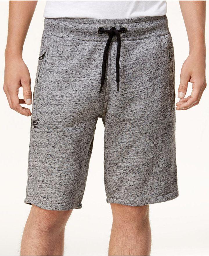 Superdry Men's Orange Label Urban Shorts