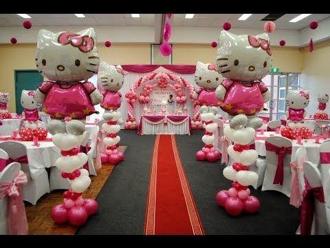 Hello Kitty Birthday Cake Malaysia