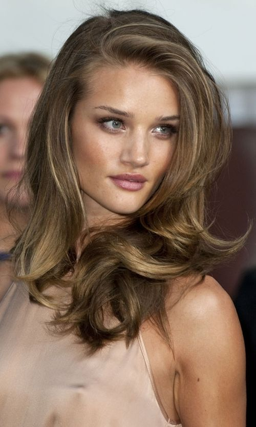 Long, Sexy Hairstyles with Highlights - Beauty Riot