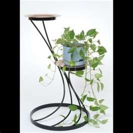 Plant Stand SOO elegant Visit stonecountyironworks.com for more amazing wrought iron designs!