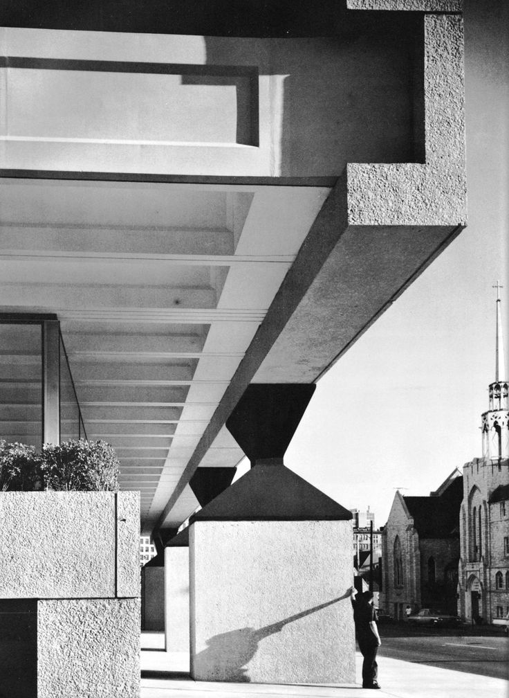 124 Best Gordon Bunshaft Images On Pinterest Architecture Architects And Contemporary