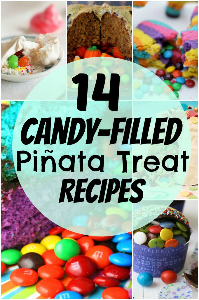 Surprise! These 14 Candy-Filled Piñata Treats Will Blow Your Mind - CandyDirect's Blog - DIY Tips & Candy News
