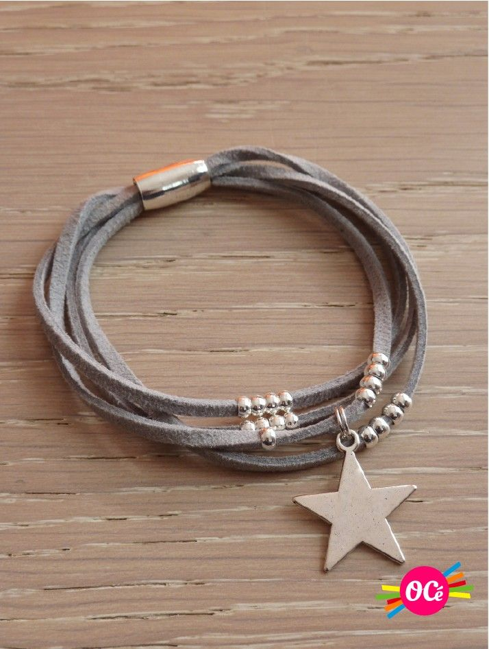 So cute... Quattro Bracelet with Charms' by OCe. Lots of colors and charms' to chose from.