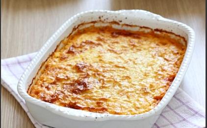 Νηστίσιμο παστίτσιο (fasting lasagne)