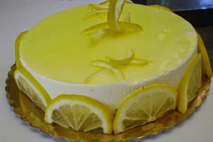Tutte le ricette più buone le trovi qua: Cheescake al limone