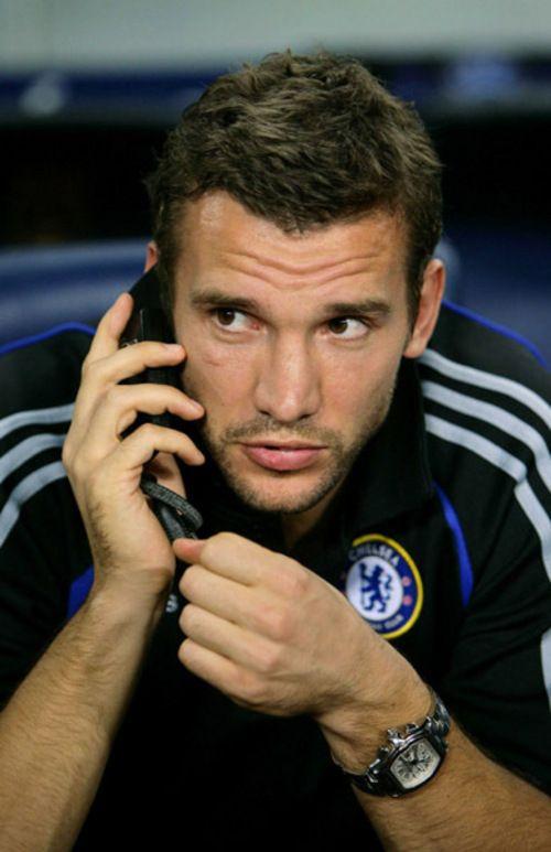 Andriy Shevchenko!!! Ukraine Team Captain