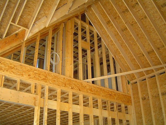 82 Best Framing And Home Building Images On Pinterest