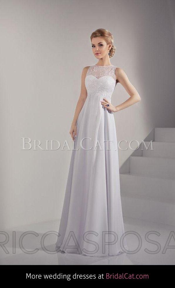 Свадебное платье Ricca Sposa 14-036 Serena 2014 - TvoePlatye.ru