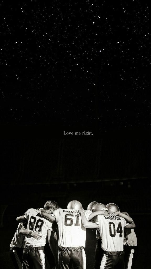 Love Me Right | EXO 엑소