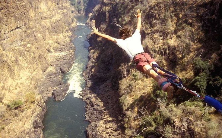Best Best Places To Skydive Ideas On Pinterest Skydiving - Take the plunge 8 best places in the world to bungee jump
