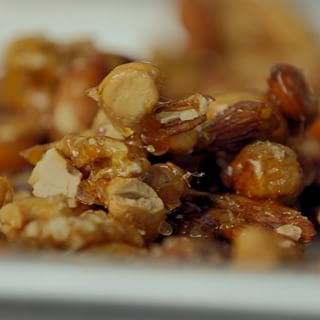 Salted Caramel Nuts - Barefoot Contessa