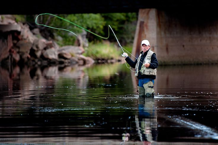 Fly Fishing at Black Brook, Cape Breton by Danial Doherty on 500px