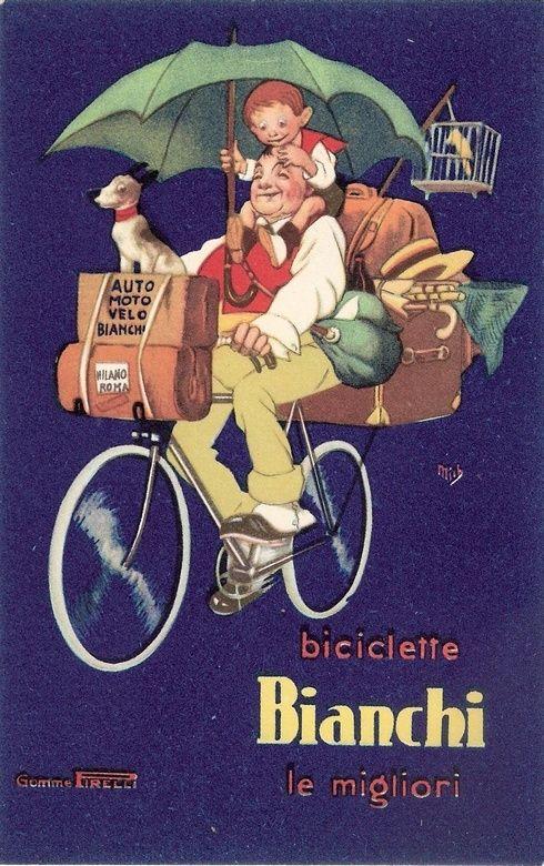 vintage Italian Pirelli poster (pubblicitarie_102)