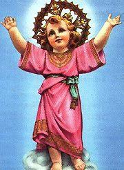 La novena al Divino Niño del 20 de julio
