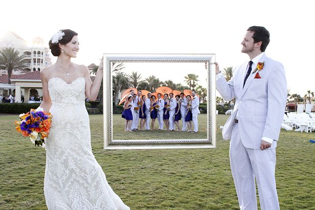 Southern-Gators Wedding by Details Flowers & Photography