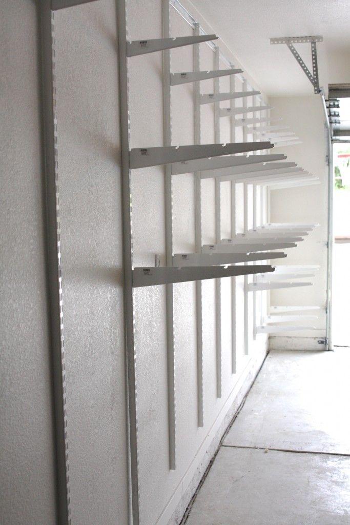 Custom Garage Shelving by Simply Organized