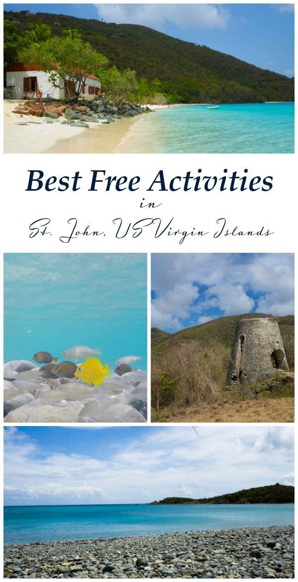 The Best Free Activities in St John