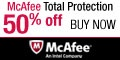 #Canadian Coupons Shopping and Contests Freebies: 50% OFF! McAfee #AntiVirus PlusCanadian Coupons Extreme coupons Deals Shopping