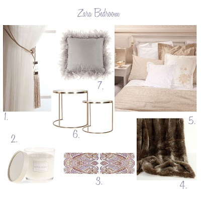 17 best images about bedroom inspiration on pinterest for Zara home bedroom ideas