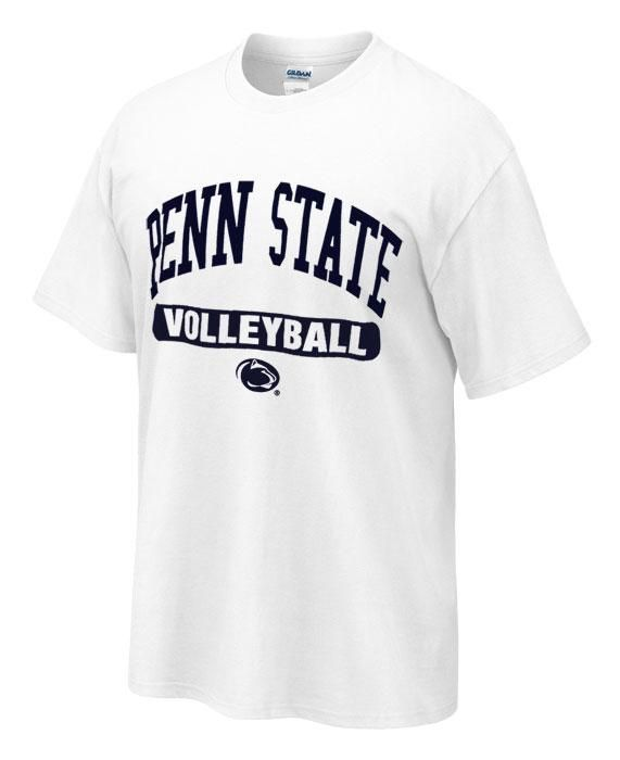 Penn State Volleyball Sport Adult T-Shirt | Tshirts > ADULT ...