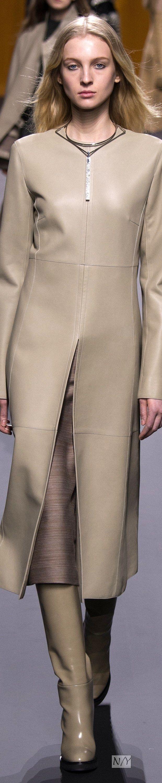 Fall 2016 Ready-to-Wear Hermès
