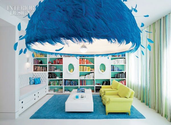 Pictures Of Blue Rooms