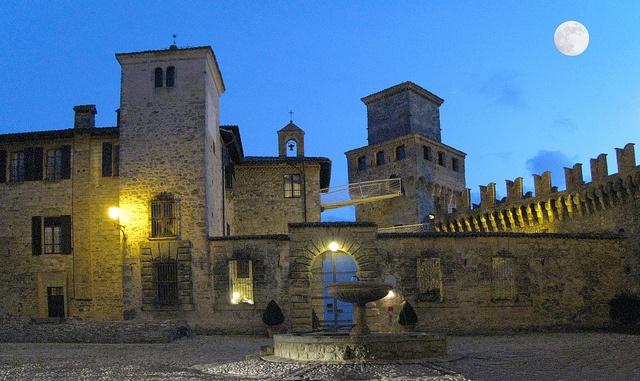 Vigoleno (Piacenza) – Il castello Italy 1141