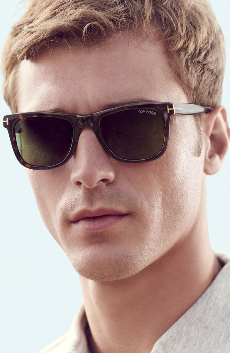 Tom Ford 'Leo' 52mm Polarized Sunglasses https://www.thesterlingsilver.com/product/ray-ban-unisex-rb2132-new-wayfarer-sunglasses-55mmblack-90158/
