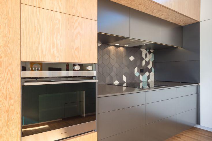 Marine Grade plywood cabintery + FisherPaykel appliances