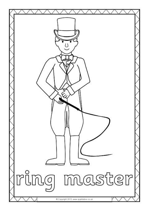 Greatest Showman Party Ideas Wonder Kids Colouring Pages Circus Wedding Circus Party