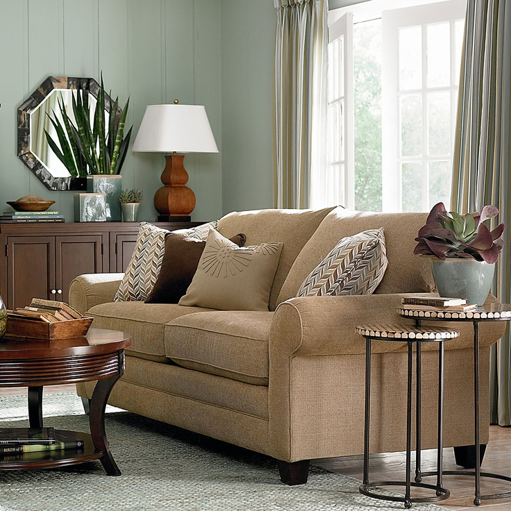 Alex Sofa : bassett alex sectional - Sectionals, Sofas & Couches