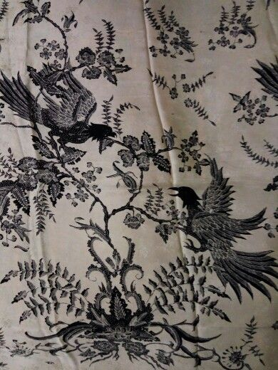 Batik pekalongan silk.