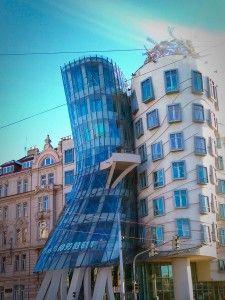 La Maison Dansante à #Prague. #RépubliqueTchèque