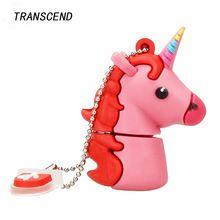 Transcend Rainbow horse external flash drive usb2.0 4GB 8GB 16GB 32GB 64GB usb cute animal unicorn wedding gift free shipping //Price: $US $5.81 & FREE Shipping //   #phonecases #jeanswomen #womenskirts #kitchentools #bicycles #beauty