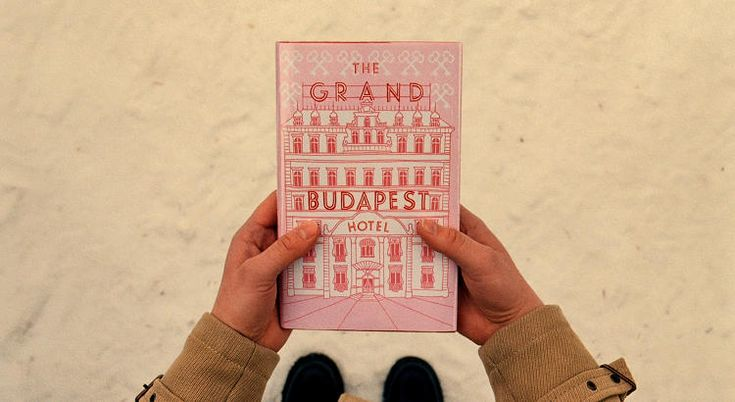 "The Real Star Of Wes Anderson's ""The Grand Budapest Hotel""? Graphic Design 