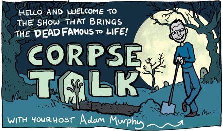 CorpseTalk in The Phoenix