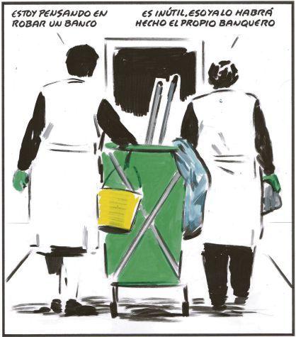 Viñeta: El Roto - 8 DIC 2012 | Opinión | EL PAÍS
