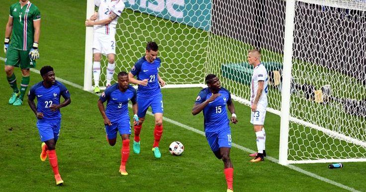 UEFA Euro 2016: Akhiri Perjalanan Islandia, Prancis Tantang Jerman Di Semifinal -  http://www.football5star.com/euro-2016/france/uefa-euro-2016-akhiri-perjalanan-islandia-prancis-tantang-jerman-di-semifinal/77427/