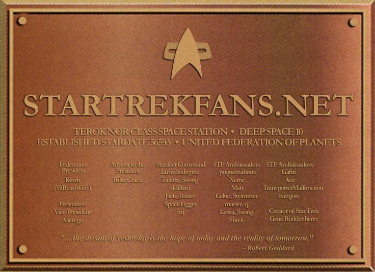 STARTREKFANS.NET - Unreal Portal