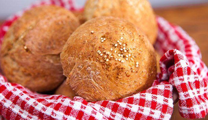 Quinoa and Chia Seed Bread