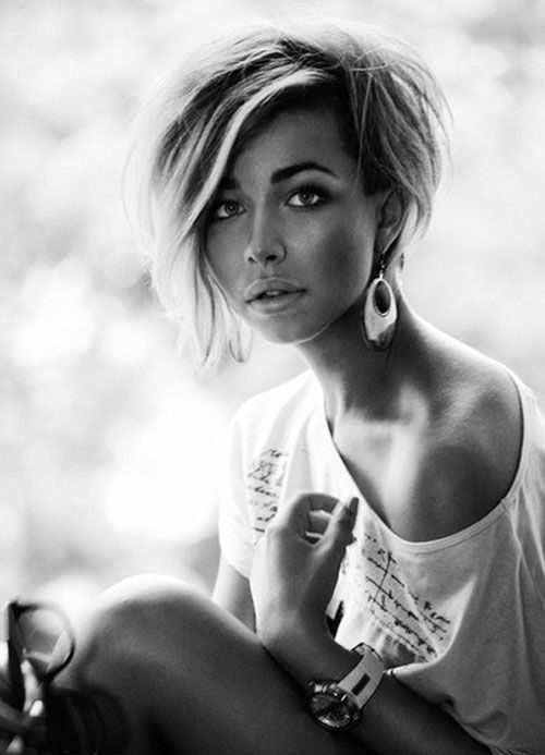 Images for short hair 2013 | 2013 Short Haircut for Women