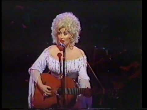 """Dolly Parton - """"Coat Of Many Colors""""...A Classic From the Ever Favorite Dolly...The Story of Poverty & A Mother's Loving Gesture Grabs Hearts Thru The Generations...Dolly Performing Her Hit Live At The Famous Rhyman...What A Beautiful, Pure Country Tune...Timeless...Indeed!!"""